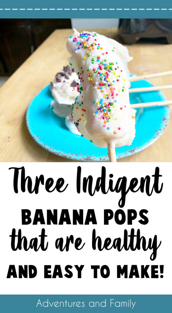 ingredient banana pops